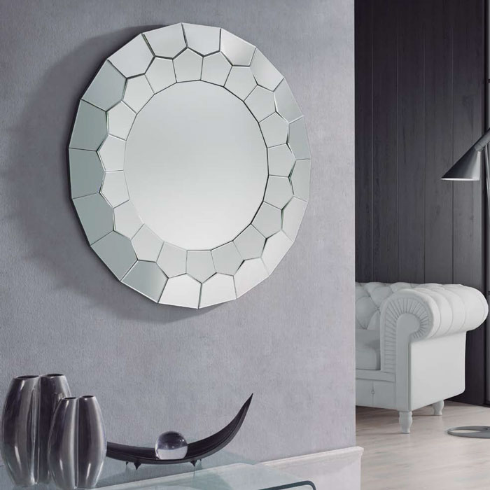 Espejo Redondo E-115 - Espejo Redondo E-115