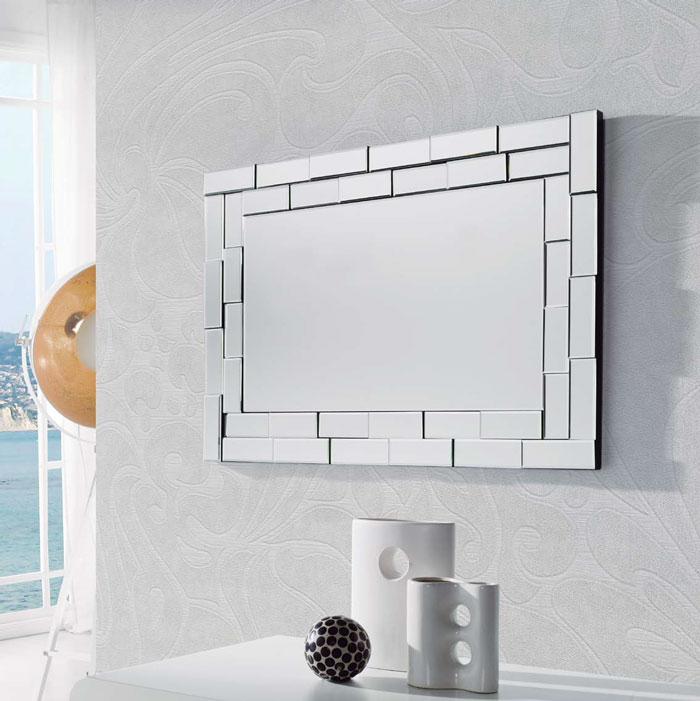Espejo Cuadrado E-116