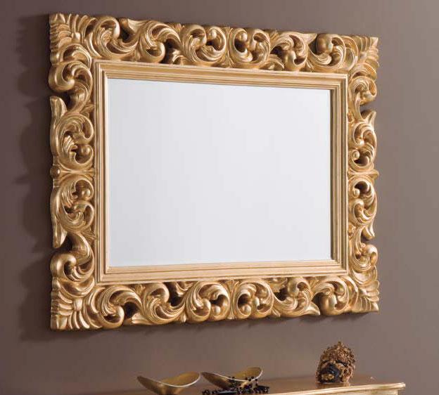 Espejo Cuadrado PU-049 - Espejo Cuadrado PU-049