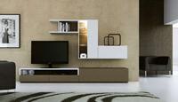 Composición 107  - Composición 107 , Composición modular de salon