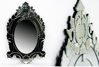 Espejo Veneciano Castle - Espejo Veneciano Castle fabricado en Cristal