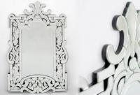 Espejo Veneciano Sir - Espejo Veneciano Sir fabricado en Cristal