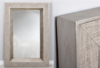 Espejo Venecia  - Espejo Venecia fabricado en Cristal + Abeto