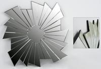 Espejo Veneciano Sol - Espejo Veneciano Sol fabricado en Cristal