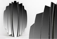 Espejo Veneciano Big Golum - Espejo Veneciano Big Golum fabricado en Cristal