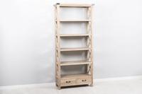 Librero Corsica - Librero Corsica fabricado en madera de Paulownia + MDF