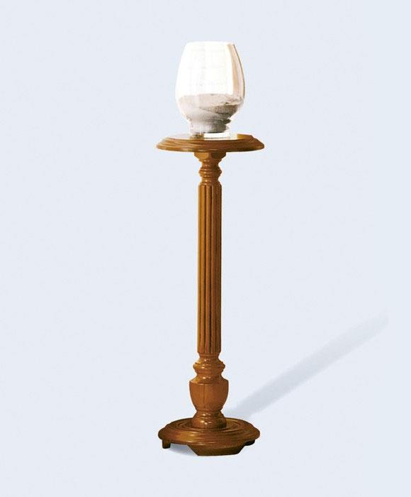 Pedestal Clásico 117 - Pedestal Clásico 117, Fabricado en materiales de alta calidad y excelentes acabados