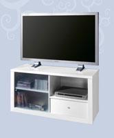 Mesa de TV 1420 - Mesa de TV 1420, Fabricado en materiales de alta calidad y excelentes acabados