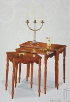 Mesas Nido clásicas 407 - Mesas Nido clásicas 407, Fabricado en materiales de alta calidad y excelentes acabados