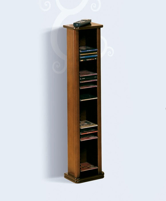 Torre para CDs 681 - Torre para CDs 681, Fabricado en materiales de alta calidad y excelentes acabados