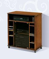 Mesa de TV cristal Clásica 684 - Mesa de TV cristal Clásica 684, Fabricado en materiales de alta calidad y excelentes acabados