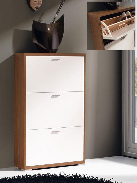 Zapatero 505 - Zapatero de diseño  moderno y actual