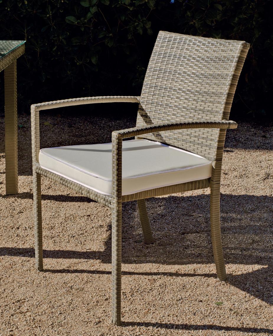 Mia home cojines nauticos para sillas y sillones - Cojines para sillas terraza ...