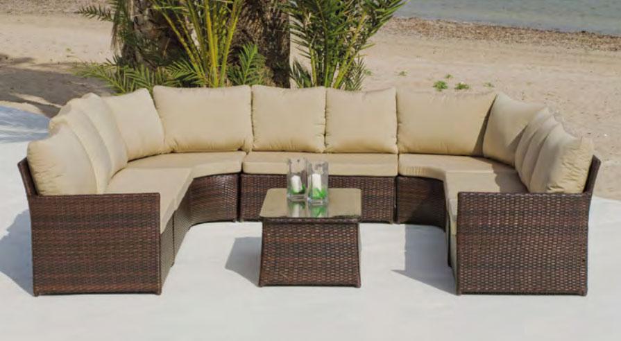Mia home set muebles de lujo para exteriores algarve for Muebles alegria portugal