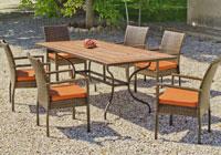 Set sillas o mesa mosaico modelo Liborne/Vetonia 200