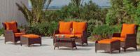 Set muebles de lujo para exteriores Gladius - Set muebles de lujo para exteriores Gladius