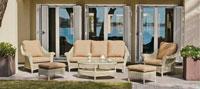 Set muebles de lujo para exteriores Bermudas - Set muebles de lujo para exteriores Bermudas