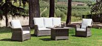 Sofa de lujo para exteriores Abigeil 2 - Sofa de lujo para exteriores Abigeil 2