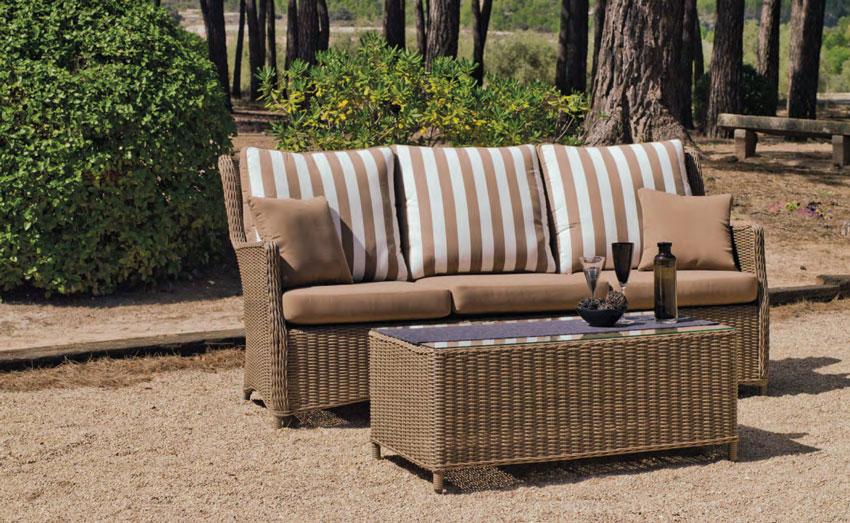 Sofa de lujo para exteriores Malta 1 - Sofa de lujo para exteriores Malta 1