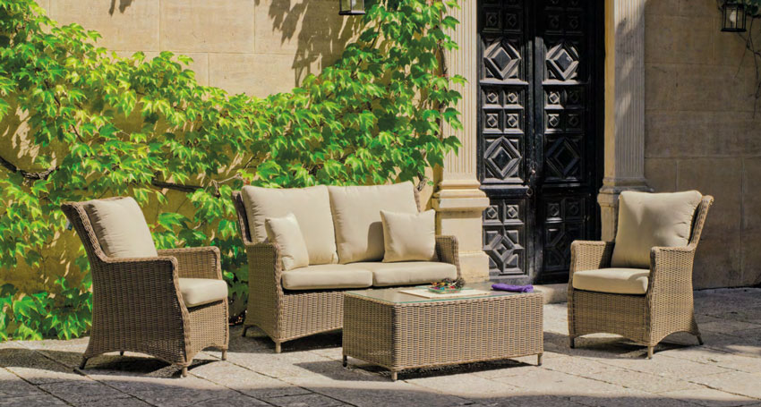 Sofa de lujo para exteriores Malta - Sofa de lujo para exteriores Malta