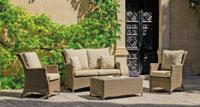 Sofa de lujo para exteriores Malta
