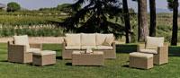Set muebles de lujo para exteriores Venus - Set muebles de lujo para exteriores Venus