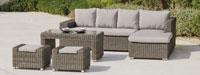 Set muebles de lujo para exteriores Toscana 2 - Set muebles para exteriores  Toscana 2