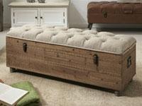 Descalzadora de textil Capitone y madera - Descalzadora de textil Capitone y madera