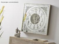 Reloj de pared de mecanismo Deco - Reloj de pared de mecanismo Deco