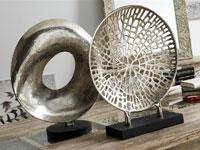 Figuras de Aluminio Coral o Ovalo - Figuras de Aluminio Coral o Ovalo