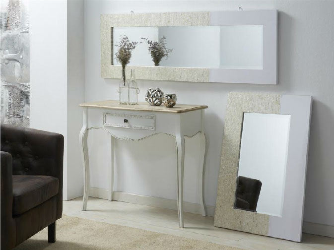 Espejos madre perla - Espejos madre perla, diseño moderno