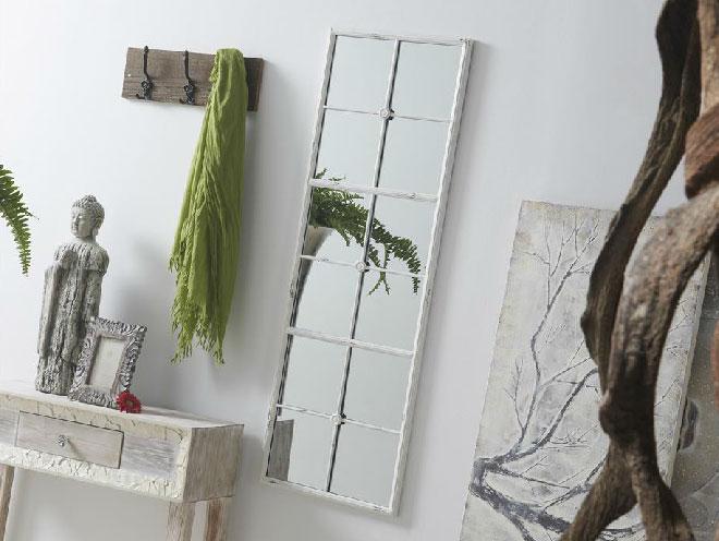 Espejo rectangular de Forja - Espejo rectangular de Forja