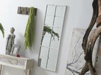 Espejo rectangular de Forja
