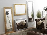 Espejos Rectangulares Oro/Plata