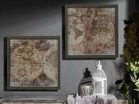 Cuadros Mapa Mundi - Cuadros Mapa Mundi