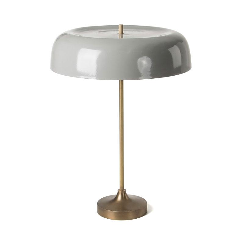 BERA Lámpara de mesa  - BERA Lámpara de mesa metal gris
