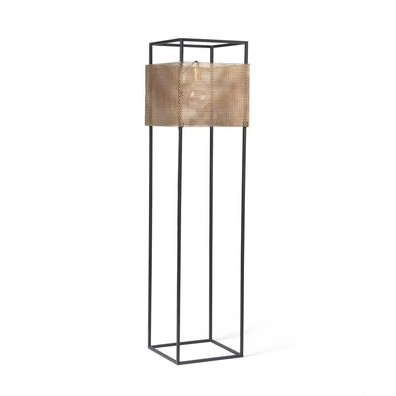 BESS Lámpara de pie - BESS Lámpara de pie metal latón
