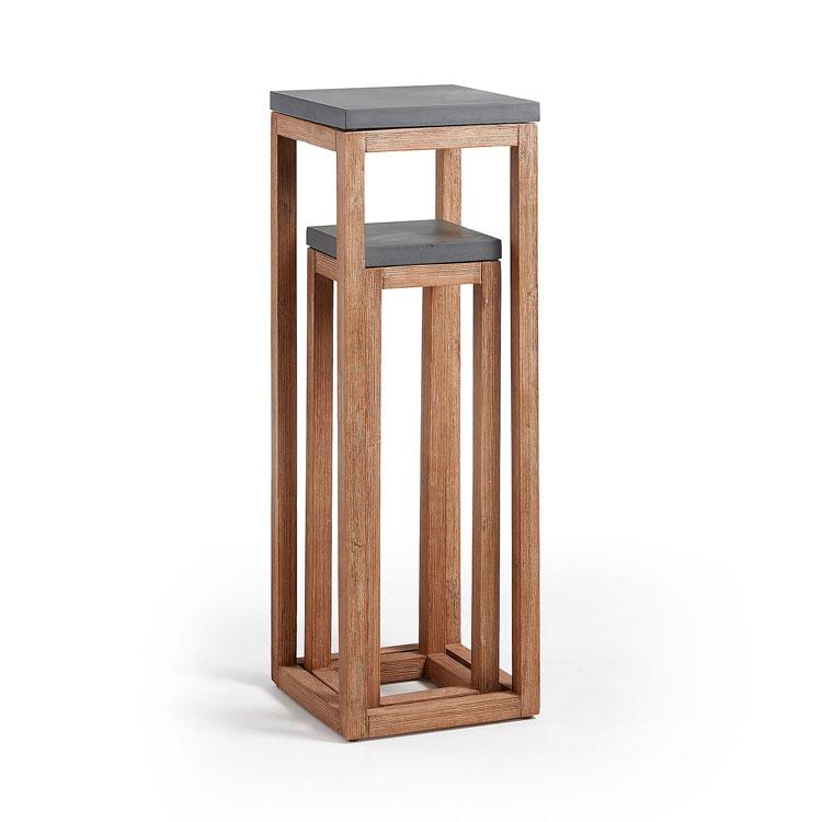 Set de pedestales Levor
