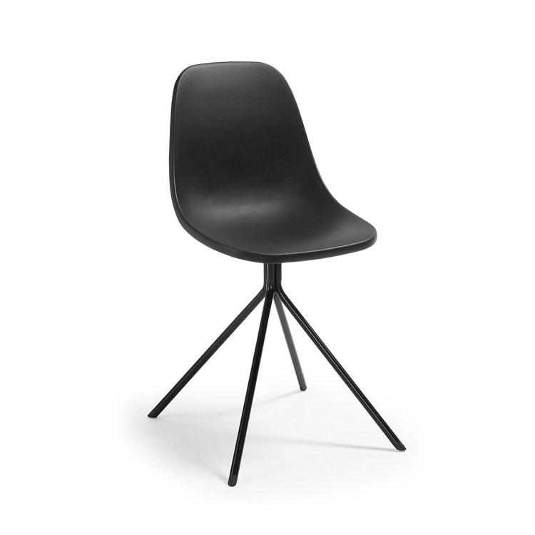 Silla Mint - MINT Silla pie epoxy asiento plástico