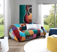 Sofa Paula - Sofa Paula, fabricado con materiles de máxima calidad