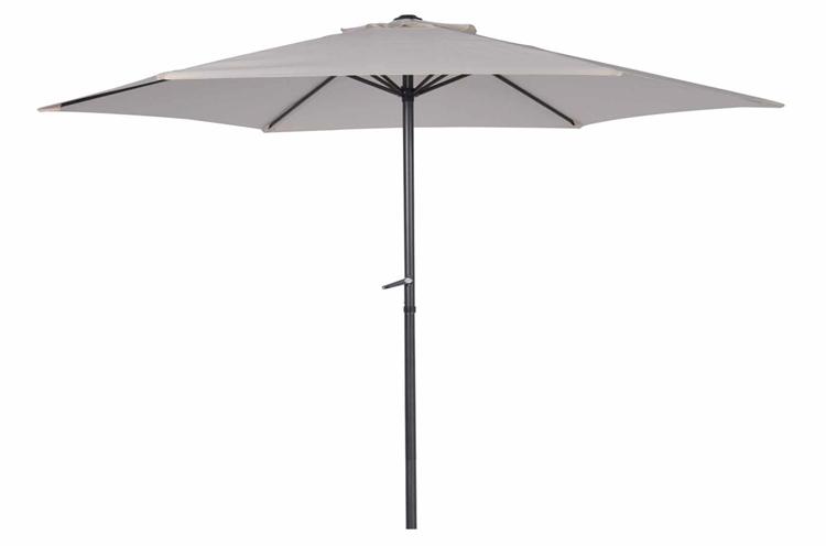 Parasol en acero y poliester 8120 - Parasol en acero y poliester 8120