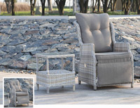 Set de sillon y mesa Niza - Set de sillon y mesa Niza