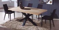Mesa de comedor TANIA - Mesa de comedor TANIA