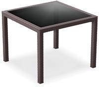 Mesa de exterior ligera - Mesa resistente a la interperie