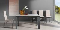 Silla alta y elegante o mesa de comedor extensible - Silla alta y elegante o mesa de comedor extensible