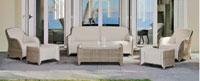 Set muebles de lujo para exteriores Comodoro - Set muebles de lujo para exteriores Comodoro