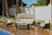 Set muebles de lujo para exteriores Oporto - Set muebles de lujo para exteriores Oporto