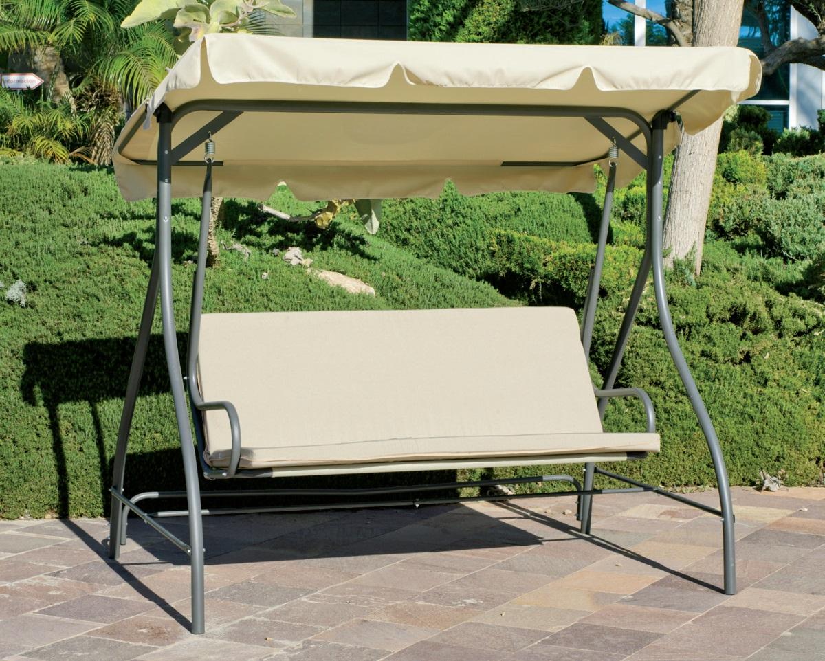 Balanc n cama para exterior for Camas balinesas para jardin