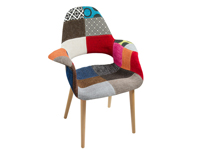 Sillon Patchwork ABS