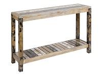 Recibidor SP 120 en madera de mindi - Recibidor en madera de mindi